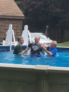 Scott's Baptism