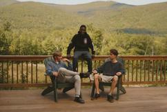Josh, Malcolm, & Matt - Sentinel Retreat w/ Cru