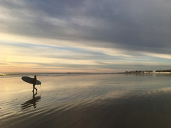Jenness Glassy Sunrise Surf
