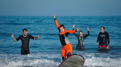 Surfing w/ Smiles 8/19