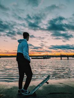 Ben Marsh Sunset