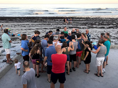 Club Baptism for Ben & Cam