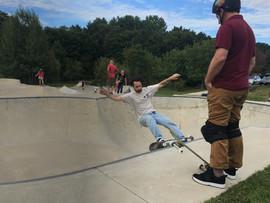 Jake Reny at Hampton Skatepark 9/19