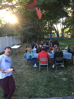Harvest Party Dinner