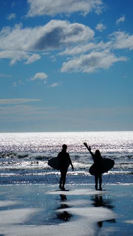 Praises for Surf
