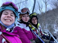 Girls at Gunstock