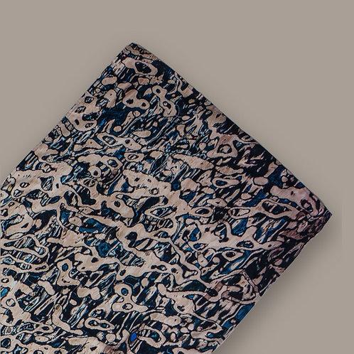 Dunne sjaal MadAdam - biologisch katoen