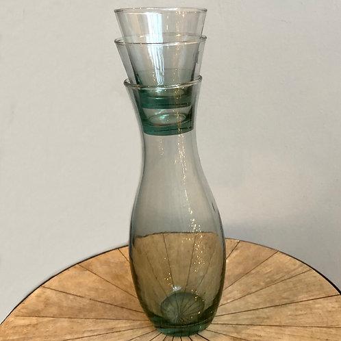 Karaf met glazen - fair trade