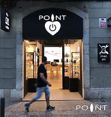 Point Girona, Botiga i Taller