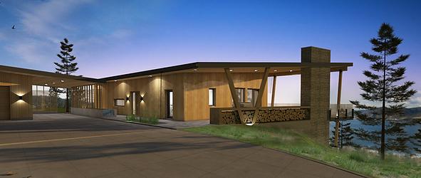 Nidolux Net-Zero Passive House Lake Country
