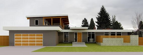 Kelowna Modern House