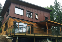 Bowen-Island-Passive-House-Thermal-Envelope