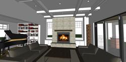 2014-03-05 Fireplace