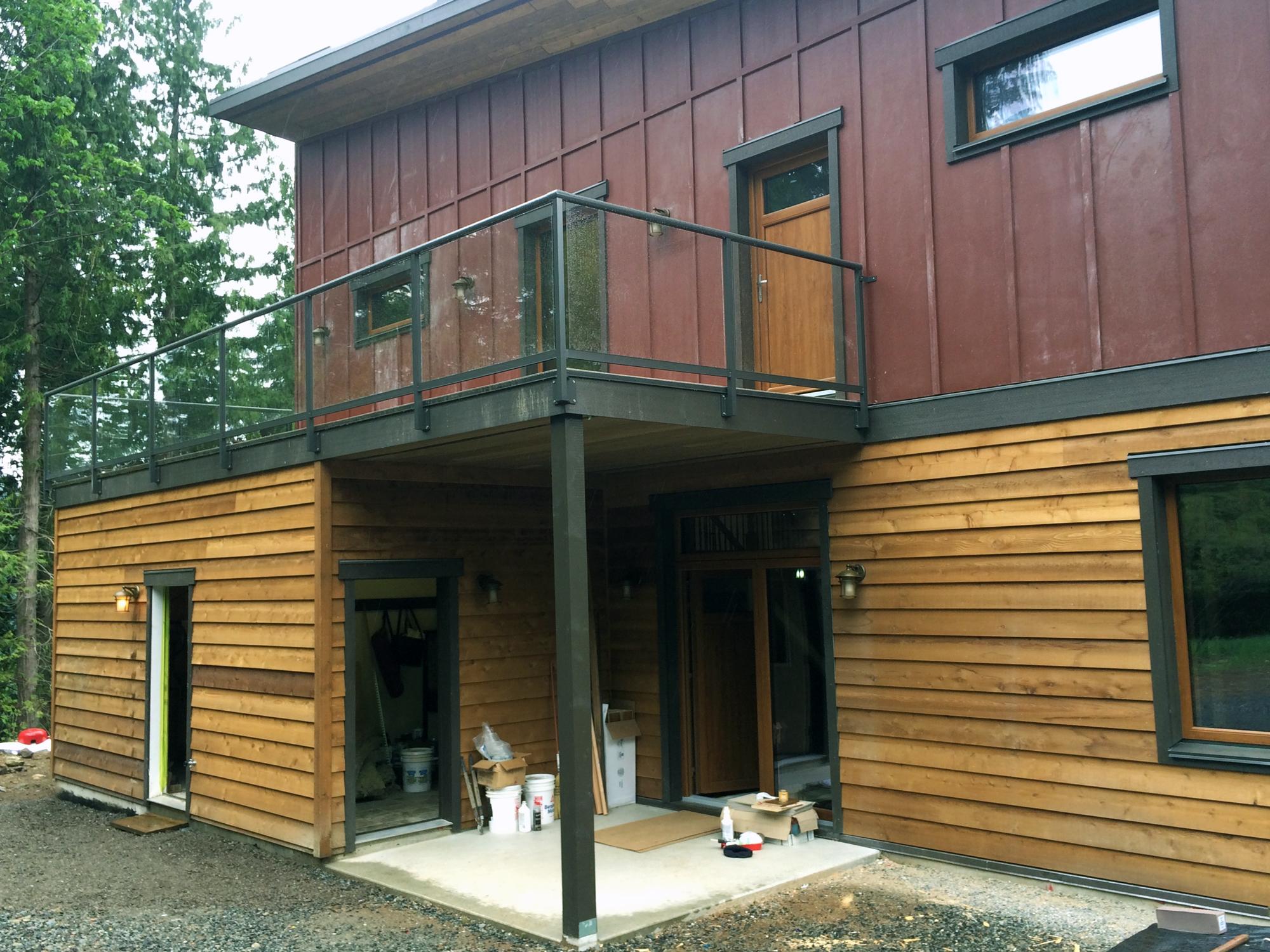 Bowen-Island-Passive-House-Design