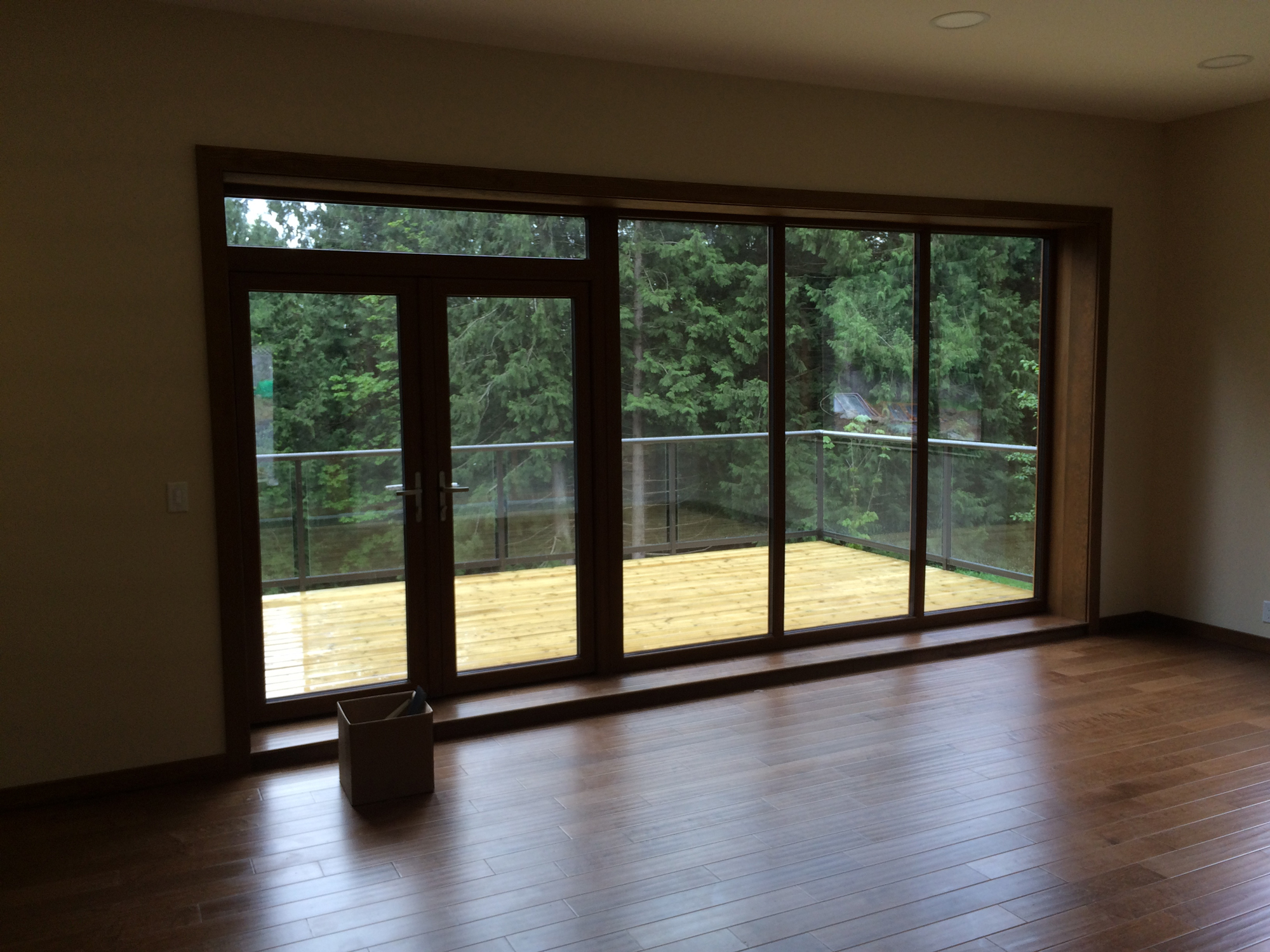 Bowen-Island-Passive-House-Klearwall-Windows