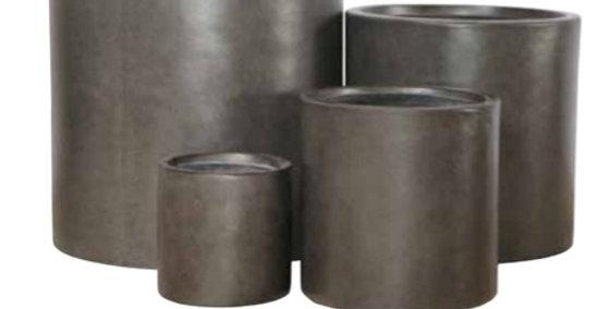 Cerulean Cylinder (Cream/Slate)