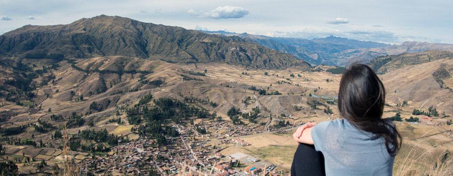 Infirmières de l'humanité | Coopérante au Pérou