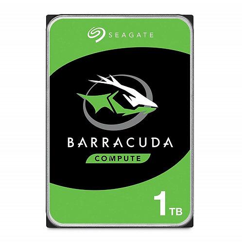 Unidad de disco duro BarraCuda de 1 TB ST1000DM010