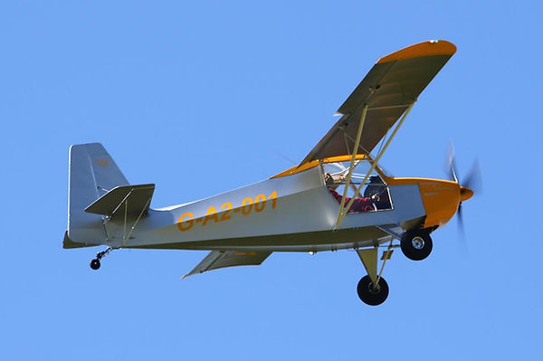 Sherwood Scout Microlight