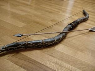 DIY Cosplaybogen - Der Bogen von Ygritte aus Game of Thrones