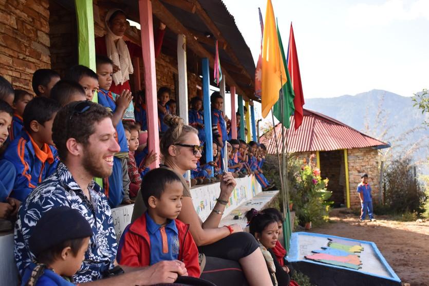 Helping this rural Nepalese school!