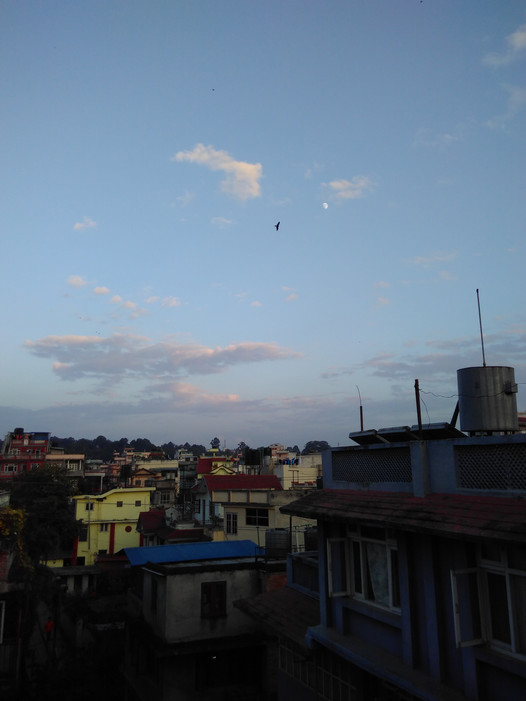 View of Kathm