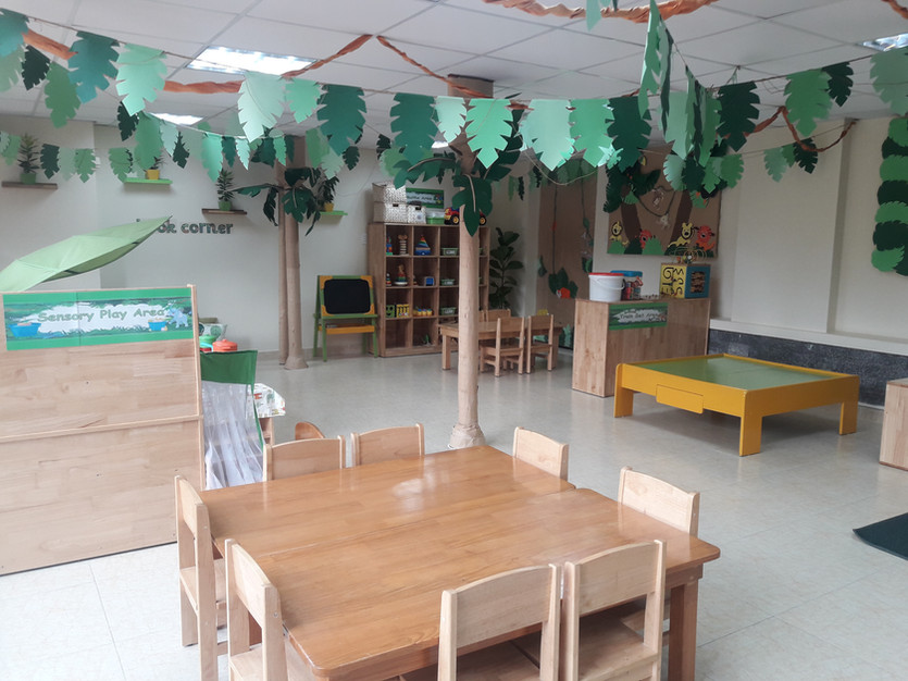 Smartkids International Preschool - Ho Chi Minh, Vietnam.