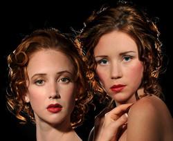 Greek Goddess shoot____Hair_ Devon Baltimore__Photographer_ Thomas Van Dyke__Makeup_ Diana Nicole__M