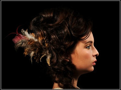 Hair _Devon Langlas-Baltimore__Makeup_ Diana Nicole__Photographer_ Thomas Van Dyke__Model_ Ashley