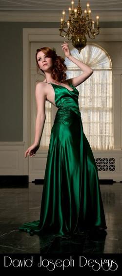 makeup _ Thomas__Model_ Diana__Clothing designer_ David