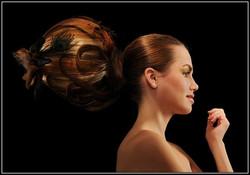 thomas van dyke studio____NEWEST CREATION!! ____Hair by Devon