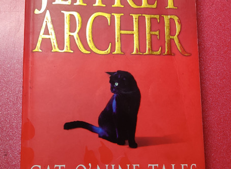 Cat O'Nine Tales Book Review