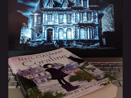 Coraline Book Review