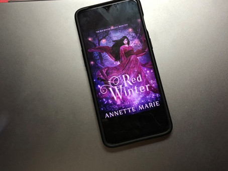 Red Winter by Annette Marie - A Book Review