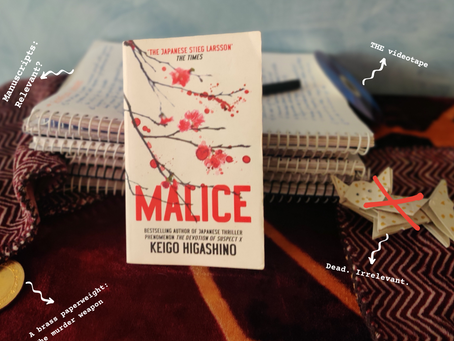Malice: A spine-tingling thriller