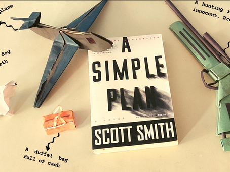 A Simple Plan Was A Nerve-Wracking, Spine-Tingling Read
