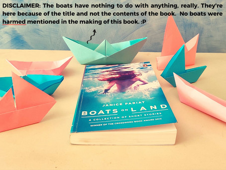 Boats on Land is an Awkward and Unsatisfying but Beautifully Written Book