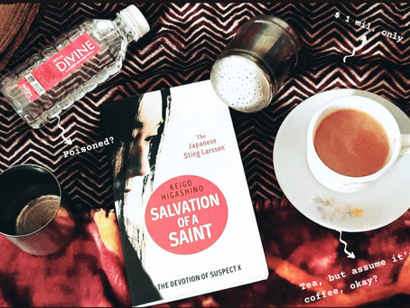 Salvation of a Saint Review