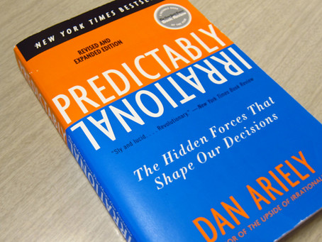 Predictably Irrational - A Book Review
