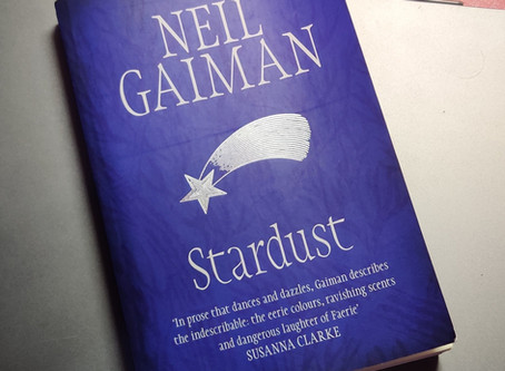 Stardust by Neil Gaiman - A Book Review