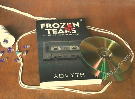 Frozen Tears - A Psychological Thriller that's Neither Psychological Nor Thrilling