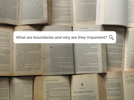 What are Boundaries and Why are they Important?