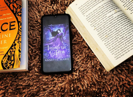 Immortal Fire Book Review