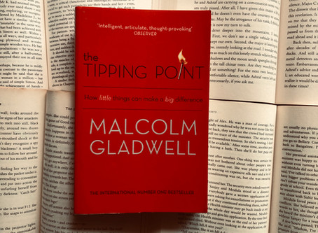 Tipping Point Book Review and Musings