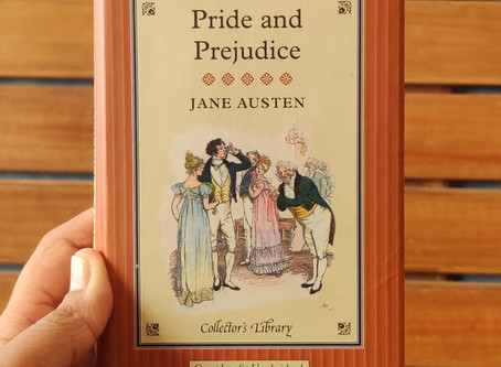 Pride and Prejudice - Not a Book Review
