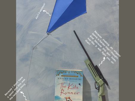 The Kite Runner Deserves More Than A Mere Review