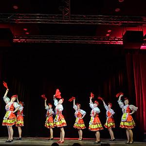 "Отчетный концерт школы танцев ""Танцуй тут"""