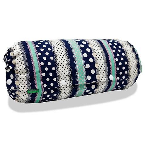抱っこひも収納カバー [レースグリーン] 日本製 リバーシブル しっかり生地 [90日保証付] acortile(アコルティーレ)