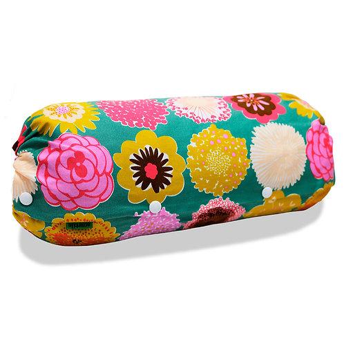 抱っこひも収納カバー [北欧風モスグリーン] 日本製 リバーシブル しっかり生地 [90日保証付] acortile(アコルティーレ)
