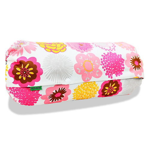 抱っこひも収納カバー [北欧風ピンク] 日本製 リバーシブル しっかり生地 [90日保証付] acortile(アコルティーレ)